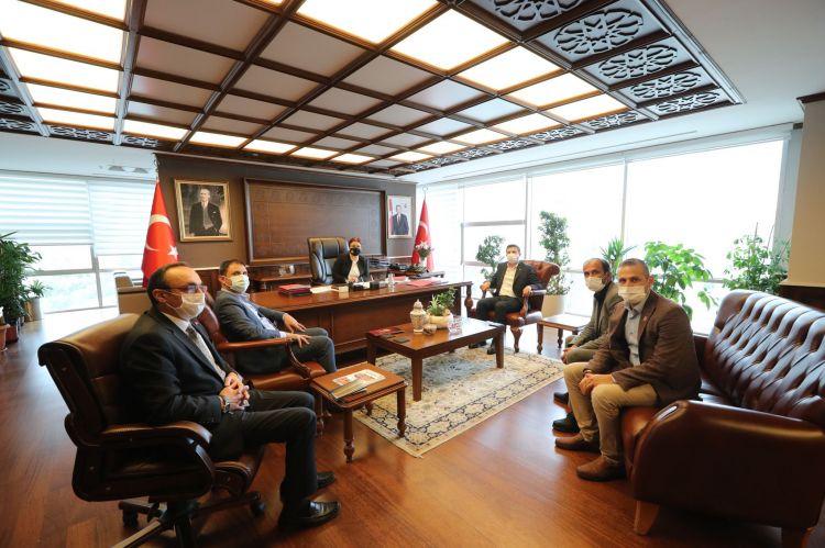 Aile Bakanı Şehit ve Gazi Derneklerini kabul ediyor