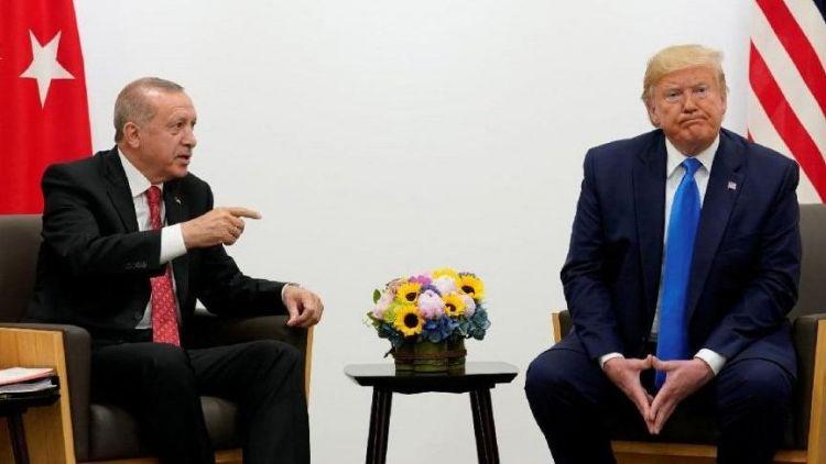 Erdoğan Trump'la görüştü! ABD'ye gidiyor