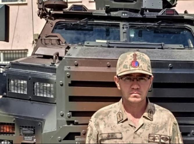 Hakkari'de 1 Askerimiz Şehit oldu