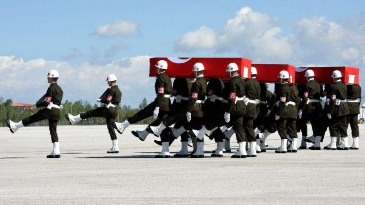 Pençe-Yıldırım Harekâtı bölgesinde üç askerimiz şehit oldu