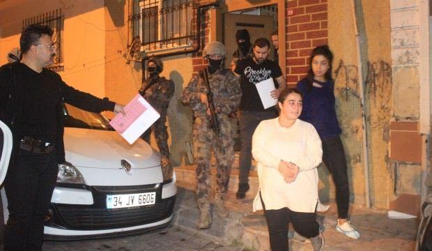 PKK'nın gençlik yapılanması KCK'ya yönelik operasyon düzenledi.