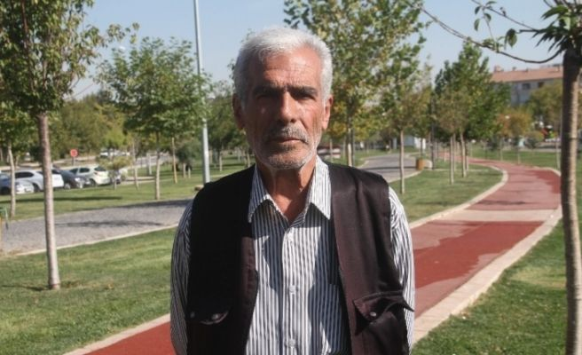 şehidin babası: