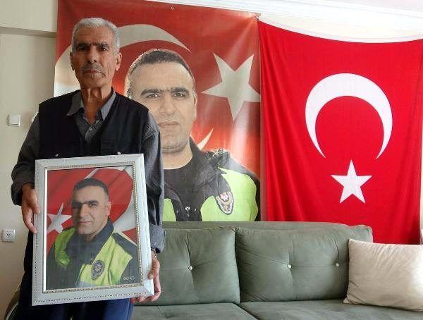 Şehit Fethi Sekin'in babası ülkeyi gezip, gençlere vatan sevgisini anlatıyor