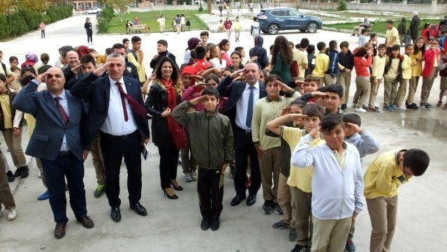 Şehit Mustafa Serin için lokma hayrı yapıldı