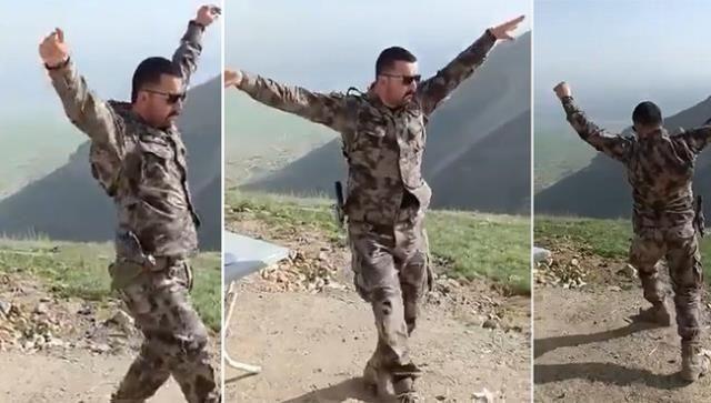 Şehit Polisin zeybek oynadığı anlara ait görüntüler ortaya çıktı(Video)