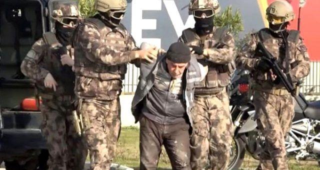 Suriyeli Tamirci kılığındaki İŞİD infazcısı Terörist Bursa'da yakalandı