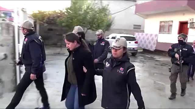 Van Saray Belediye Başkanı  terör suçlamasıyla gözaltına alındı