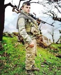 Yaralı Askerimiz Şehit Oldu