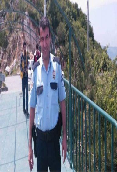 Bursa'da bir Polis Şehit edildi