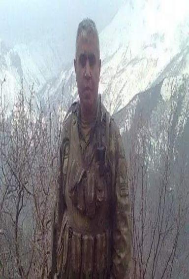 Eğitim sonrası rahatsızlanan Asker Şehit oldu