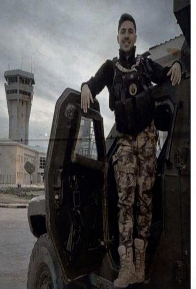 Özel Harekat Polisi Hakkari'de Şehit oldu