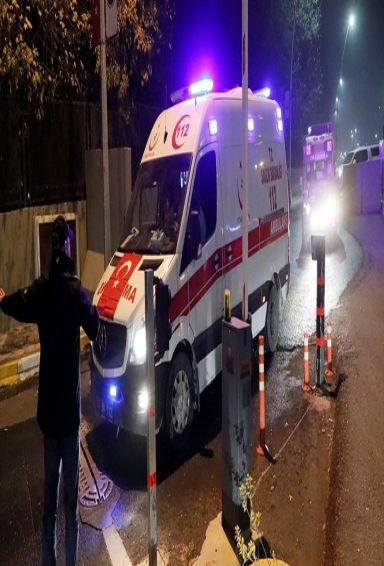 Şanlıurfa patlama 16 Asker yaralı