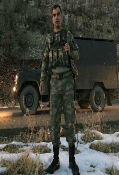 Şırnak'tan Acı haber 1 Askerimiz Şehit oldu