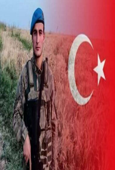 Suriye sınırından saldırı bir Asker Şehit oldu