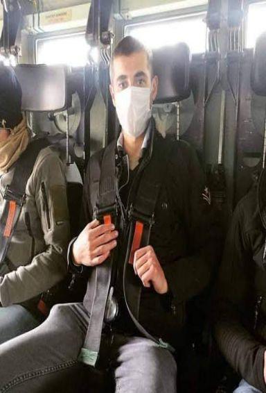 Yaralı Askerimiz Gata'da Şehit oldu