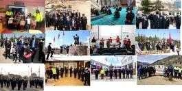 Polis haftası kutlaması Haberleri 200 haber
