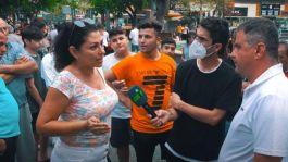 11 kurşunla yaralanan Terör Gazisine sokakta Hakaretler etti(Video)