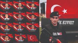 12 Polisimizi  Şehit eden terörist öldürüldü