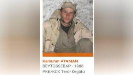 13 Asker ve Polisimizi Şehit eden terörist kaçmış