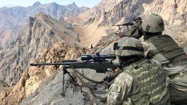 13 Askerimizi şehit eden 4 Terörist öldürüldü