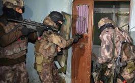 15 ilçede IŞİD'e eş zamanlı operasyon yapıldı 27 gözaltı
