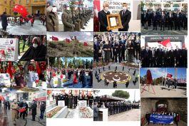 18 Mart kutlamaları ile ilgili 500 adet haber
