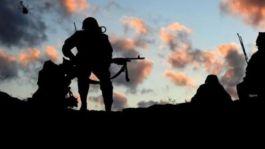 2 Şehit verdiğimiz Bitlis Sehi ormanları bölgesinde 3 Terörist öldürüldü