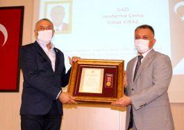 25 yıl sonra Gazi unvanı aldı, Madalya verildi