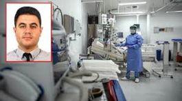26 yaşındaki Polis, Koronavirüsten Şehit oldu