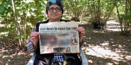 26 yıldır vücudunda gezen şarapnel parçalarıyla yaşıyor
