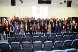 29 Kıbrıs gazisine 'Milli Mücadele Madalyası' verildi