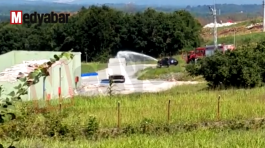 3 Askerin Şehit olduğu patlayıcılar kamyona böyle yükleniyormuş(Video)