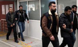 3 Terör örgütü şüphelisi tutuklandı!