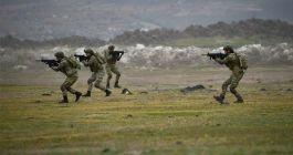 Suriye'de 4 terörist öldürüldü