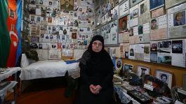 500 Şehidi evinde kurduğu müzede yaşatıyor