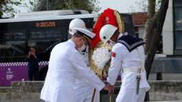 527 Şehit düzenlenen törenle anıldı