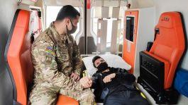 6 Azerbaycanlı Asker Türkiye'de tedavi edilecek
