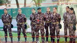 7 kadın Şehitlerimiz için filim çekiliyor