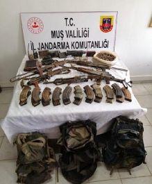 7 Odalı mağarada 5 Terörist öldürüldü