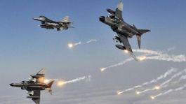 Hava Harekatı 8 Terörist Öldürüldü