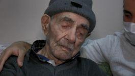 93 yaşındaki Kore Gazisi ve eşi virüsü yendi