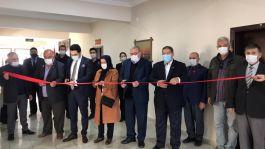 Abana'da Şehit Ömer Şenel Toplantı Salonu açıldı
