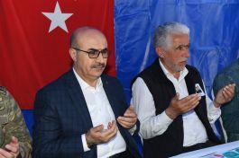 Adana'da Şehit Askerin ruhuna mevlit programı düzenlendi