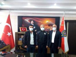 Emniyet Müdürü Şehit Polis ailesini misafir etti