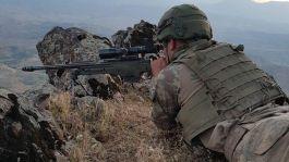 Ağrı'da çatışma 4 Askerimiz yaralandı