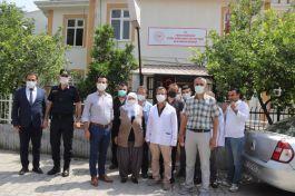 Aile Sağlığı Merkezine Şehit polis Bülent Onay'ın ismi verildi