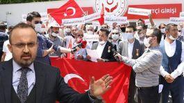 Akp Milletvekili  Tüm Gazilere Pandemi sürecinde 3 defa ödeme yapıldı dedi
