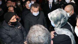 Akşener'den Şehit Askerin ailesine taziye ziyareti