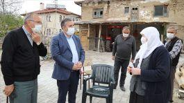 Ankara lı şehit Annesinden Kampanyaya bağış