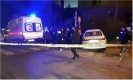 Ankara'da kazada 2 polis yaralandı